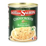 Choucroute William Saurin
